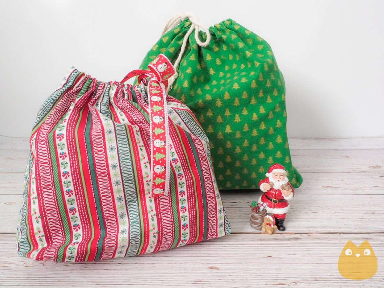 sac cadeau réutilisable